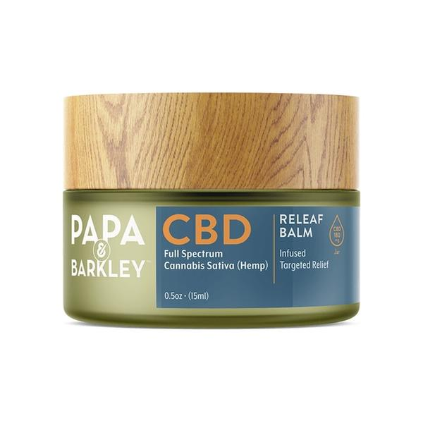 Papa & Barkley Pain Rub